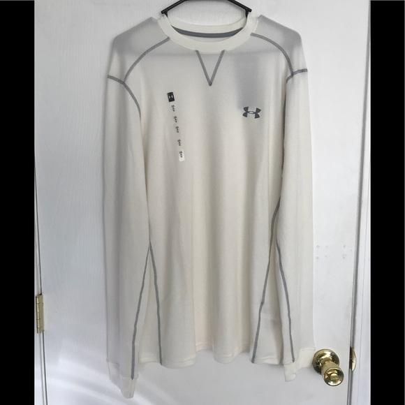 Under Armour Shirts Cold Gear Loose Long Sleeve Nwt Poshmark